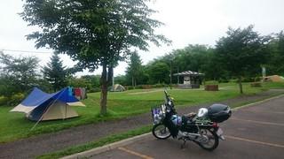連泊 ナウマン公園キャンプ場